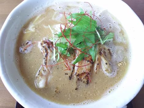 濃厚鶏白湯麺