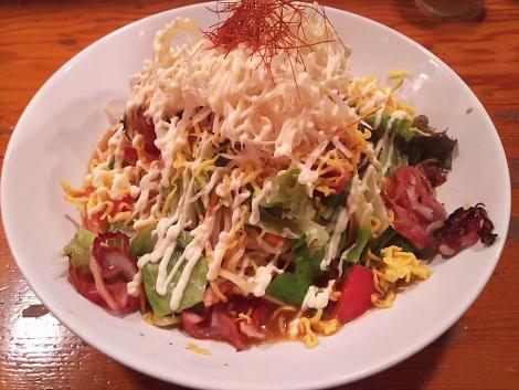 冷製サラダ麺
