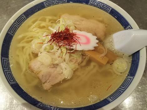白醤油らぁー麺