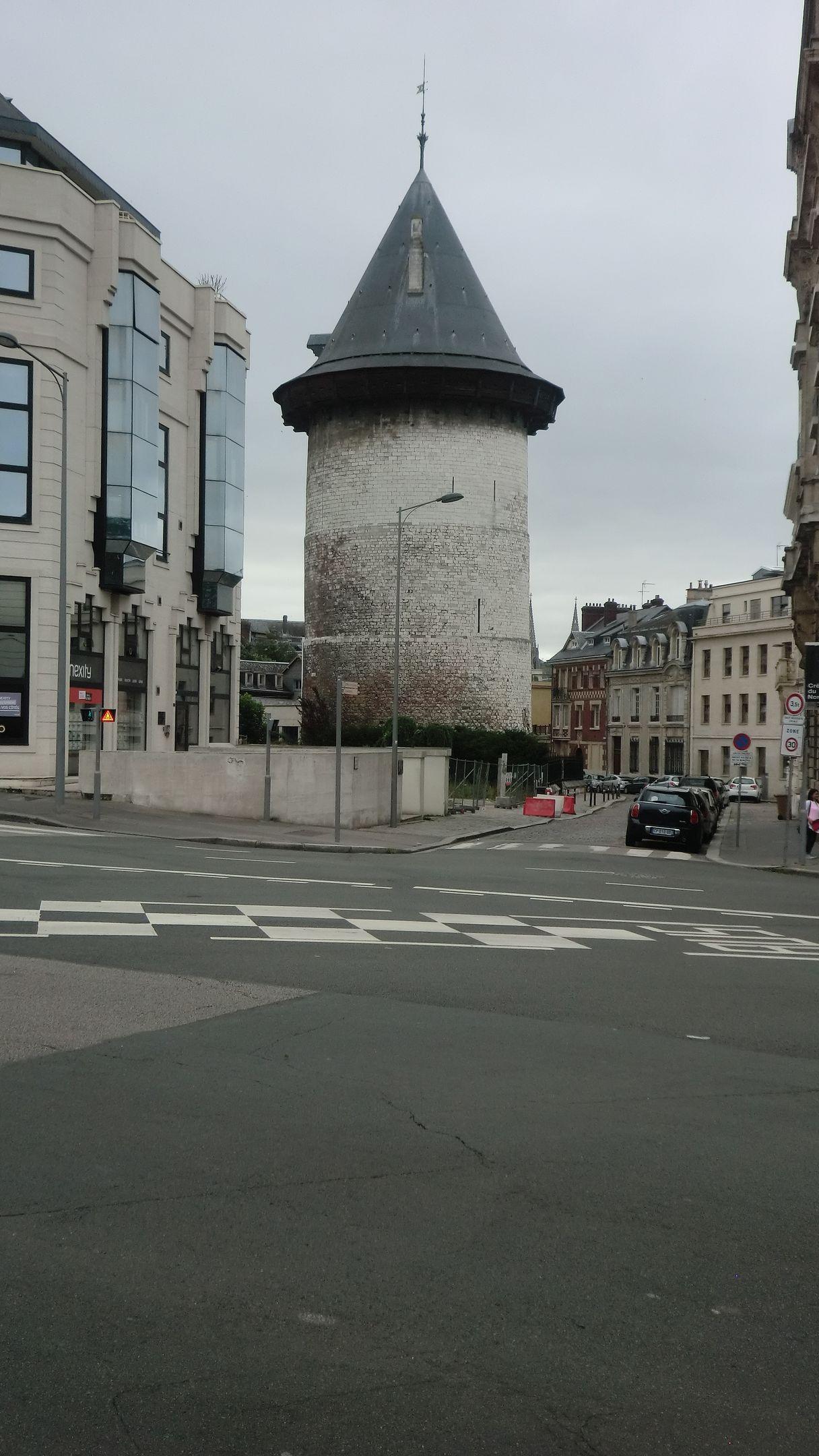 ジャンヌの塔