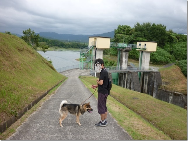 201608真夏のダム散歩日野川-05