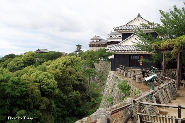 松山城本丸1