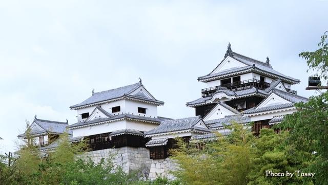 松山城本丸2