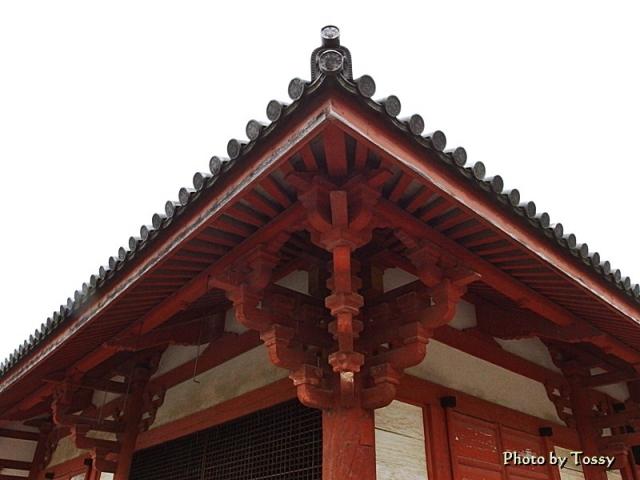 浄土寺屋根
