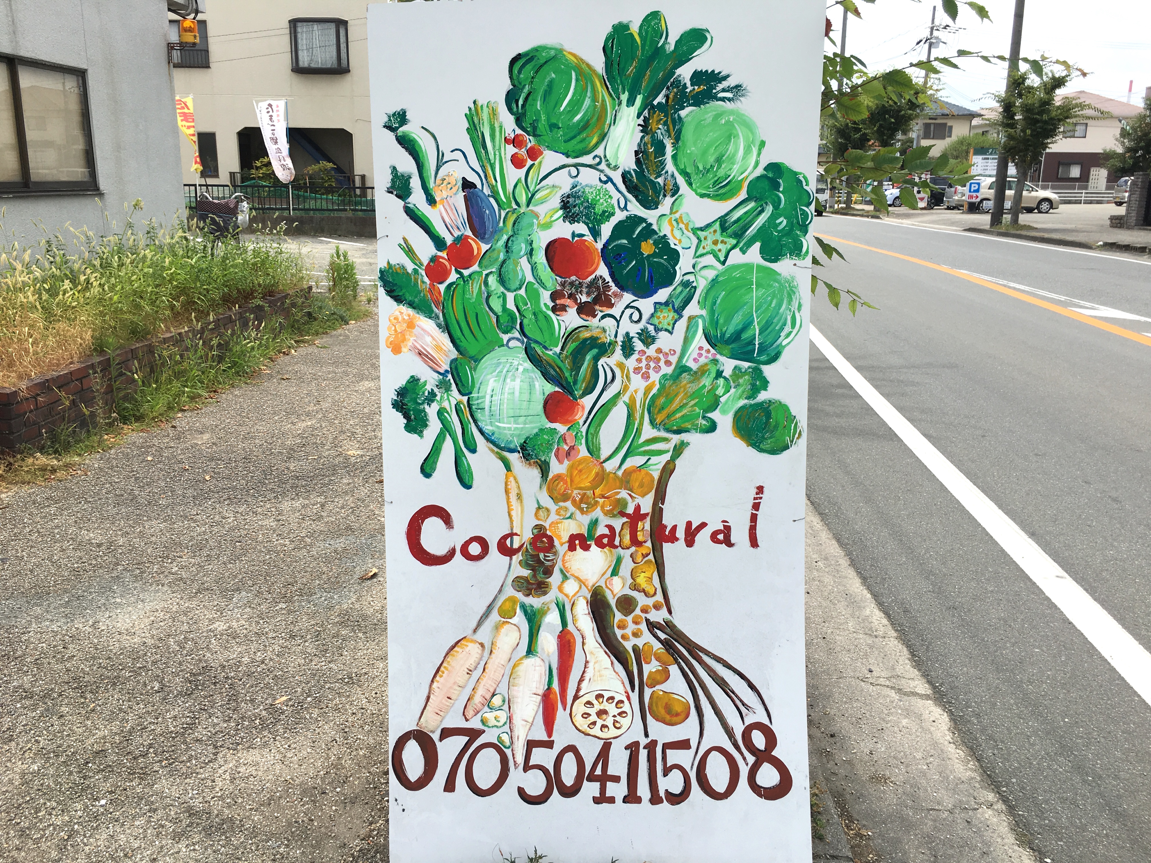 coco natural看板2
