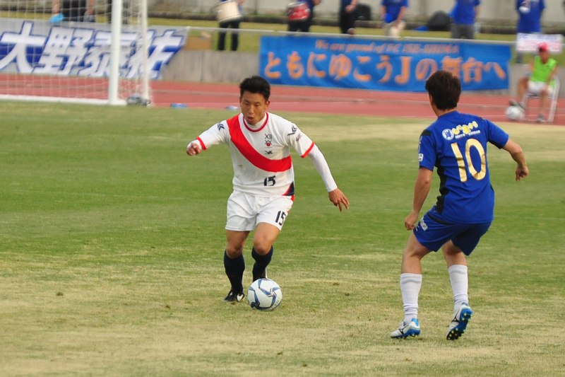 2016東海リーグ第1節vsISE-6