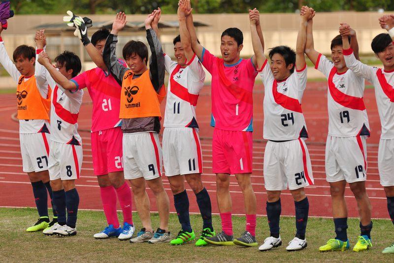 2016東海リーグ第1節vsISE-7