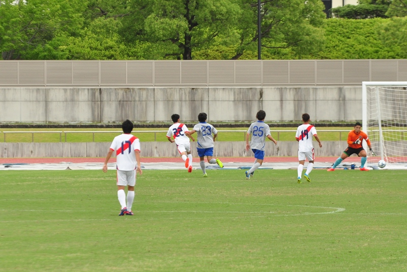 2016東海リーグ第5節vsChukyo univ.FC