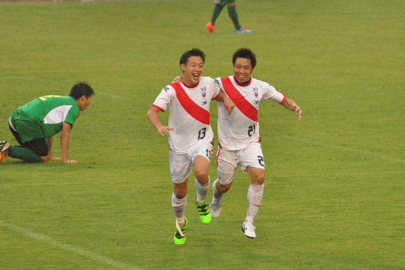 2016東海リーグ第11節vsFC岐阜セカンド-3