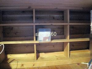寝室のコーナーの断捨離8月25日アフター2