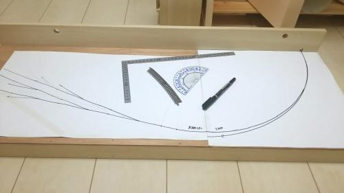 線路敷設 (1)