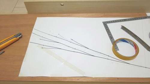 線路敷設 (3)