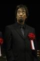 表彰式:上野厩務員