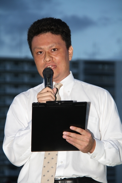 山本直アナウンサー