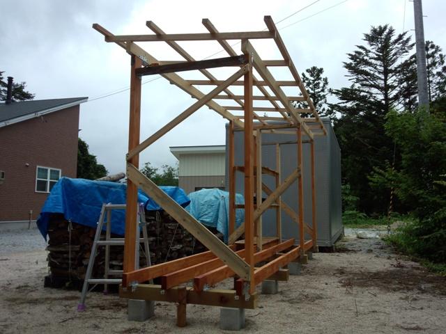 屋根作り20811