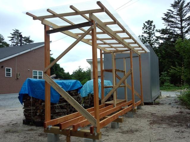 屋根作り30811