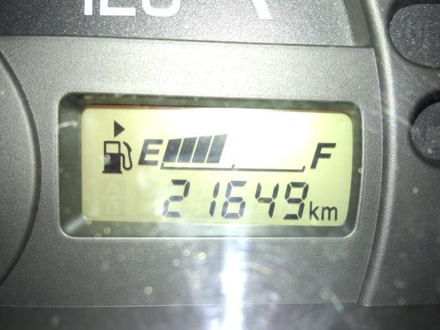 走行距離0814