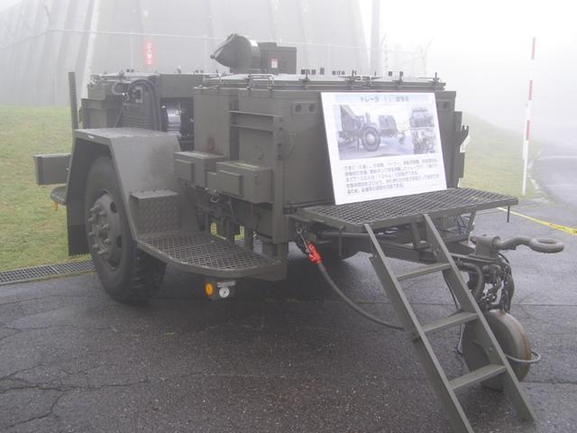 トレーラ1t炊事車0922