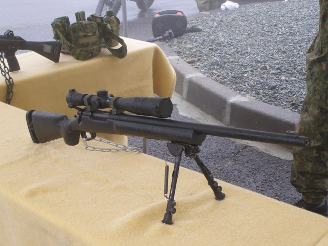 対人狙撃銃0922