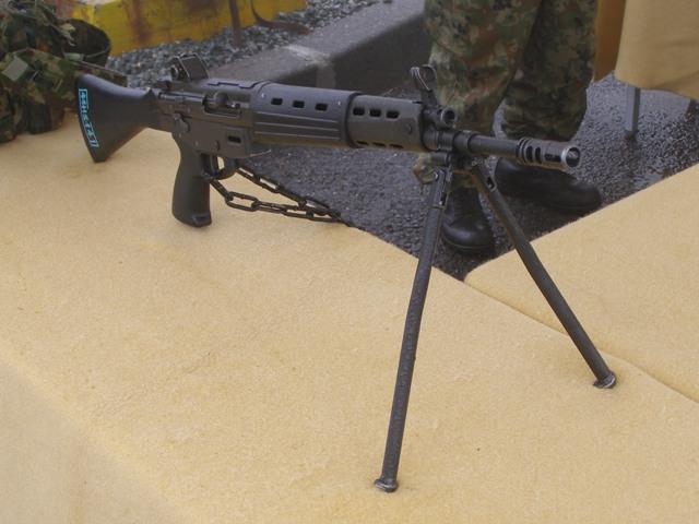 89指揮5.56mm小銃0922