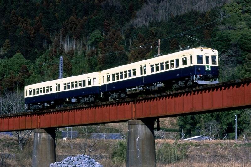 1996年3月1日 笹間渡~抜里にて (3)