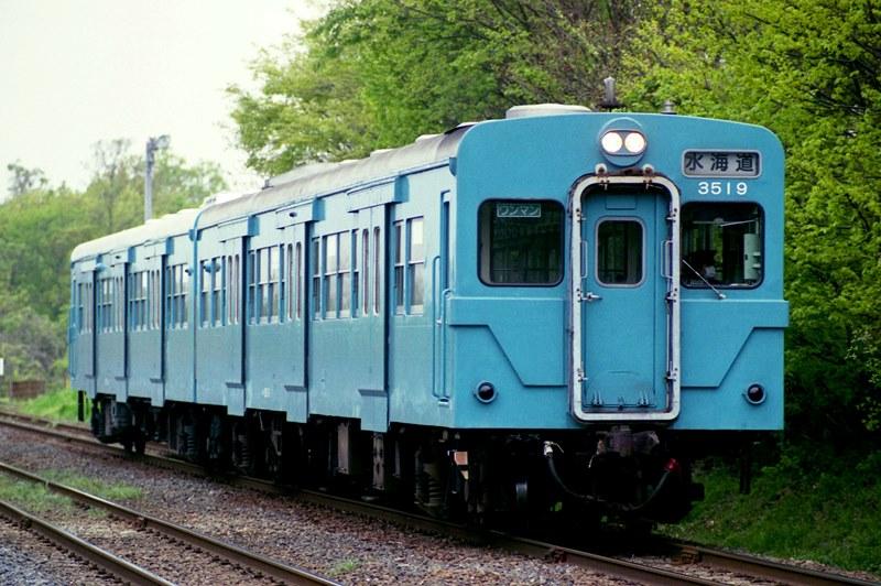 2007年4月24日 守谷~新守谷にて (2)