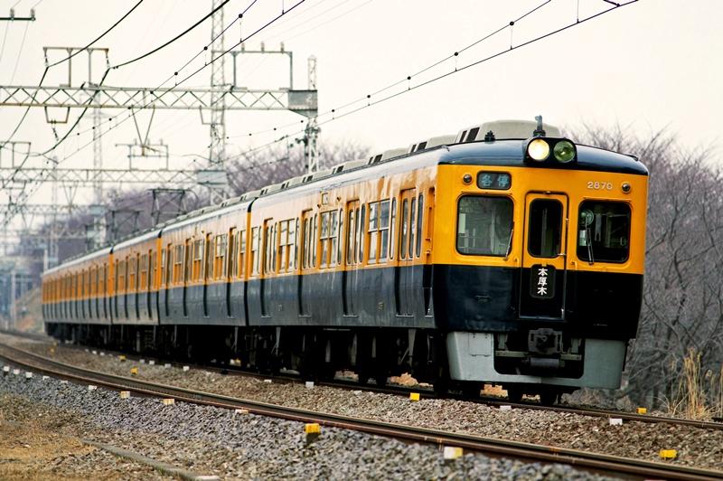 2004年2月29日 相武台前~座間にて