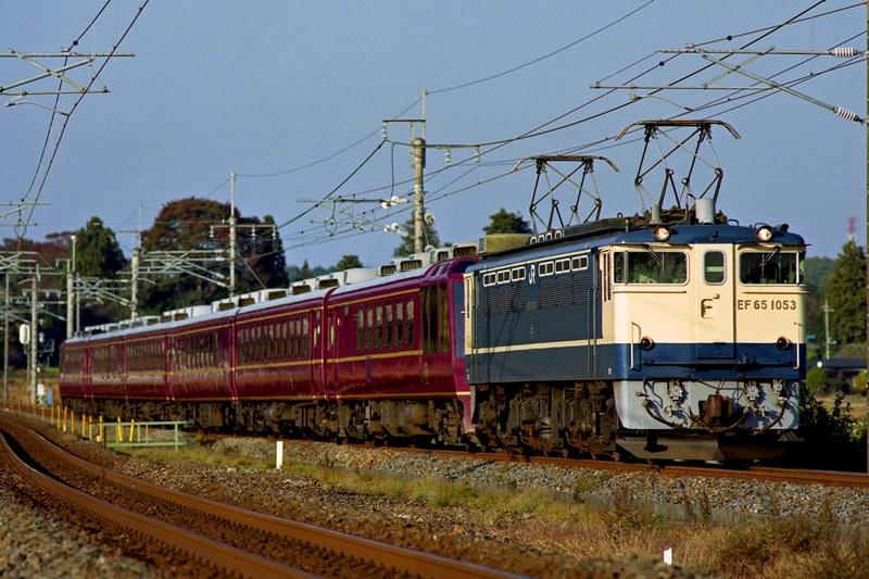 1999年11月14日 片岡~蒲須坂にて