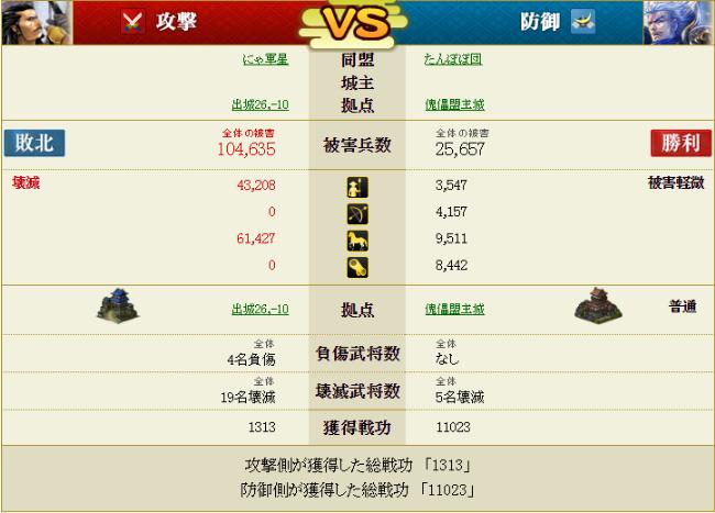 28 9月1日 たんぽぽ攻撃戦6