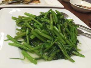 空芯菜(くうしんさい)