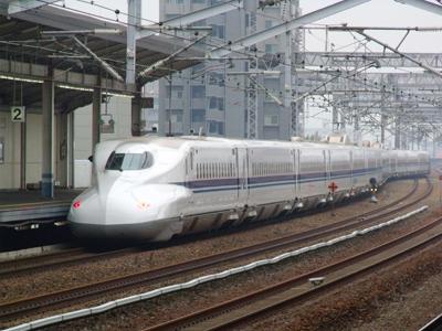 新幹線こだま上り