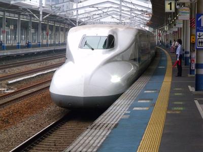 新幹線こだま5号博多行