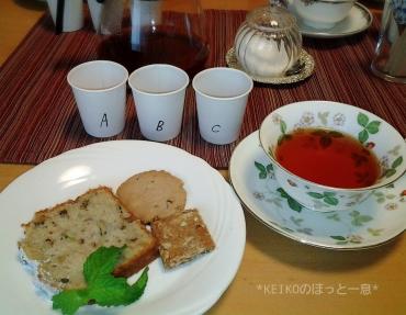 紅茶塾履修テストの日