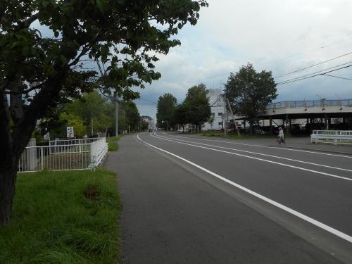 清田 旧道 カクサボシ橋?