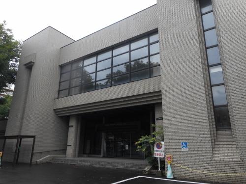 北大 学術交流会館
