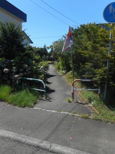 桜川 区界付近 暗渠