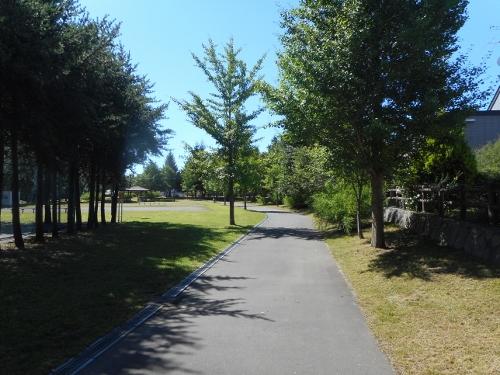 桜川 北野緑地 暗渠