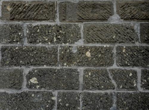 ニセコ農業倉庫 2号 側面 軟石
