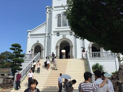 紐差教会②