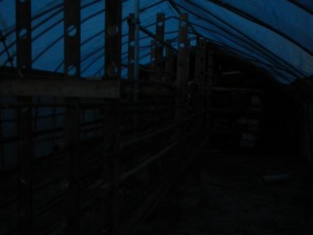 乾燥棚作り (7)