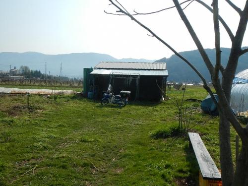 農具置き場 (2)