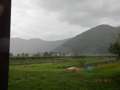 ゲリラ豪雨 (2)