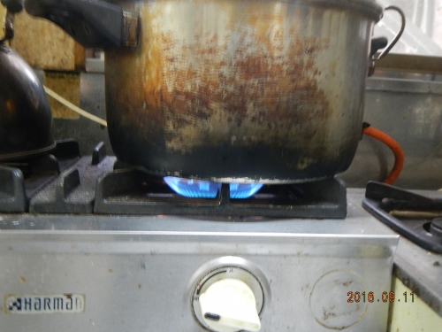 ぶどう液作り (3)