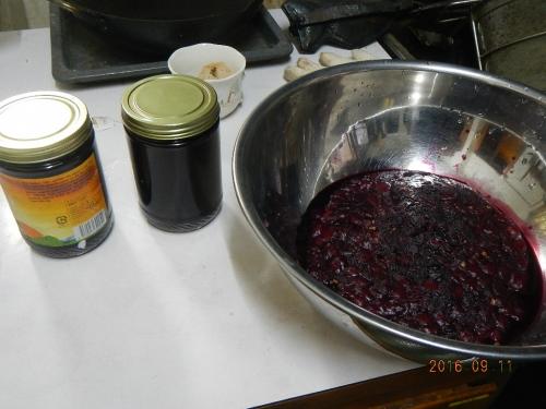 ぶどう液作り (8)