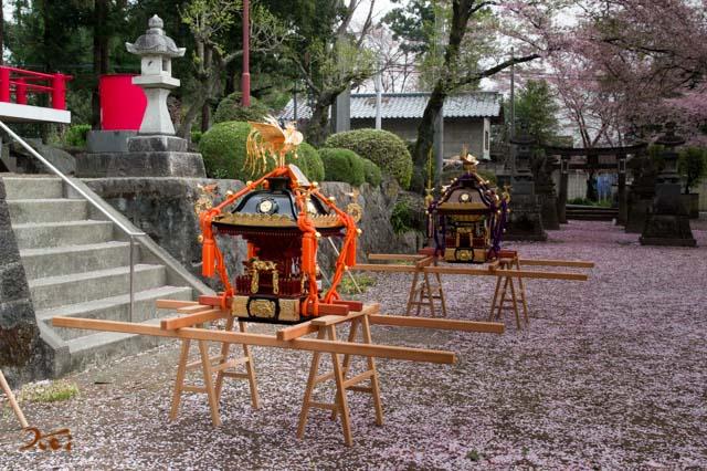 20160410苗ヶ島町桜まつり04