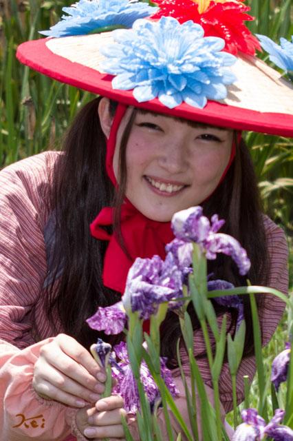 20160611花摘み娘14