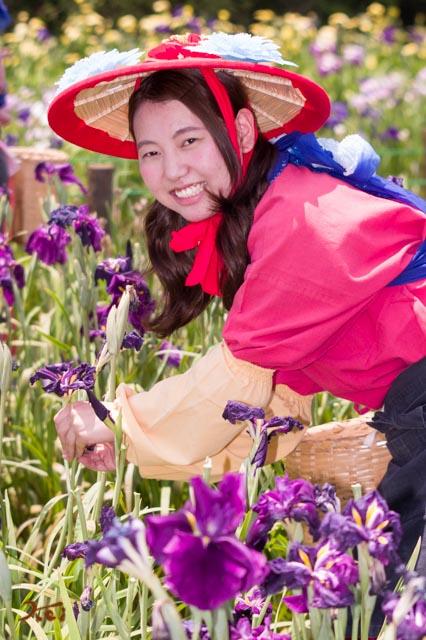 20160611花摘み娘10