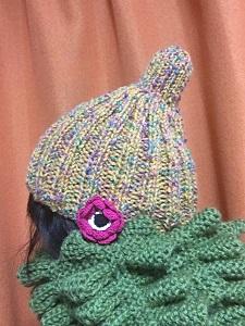 20161013 とんがってない帽子