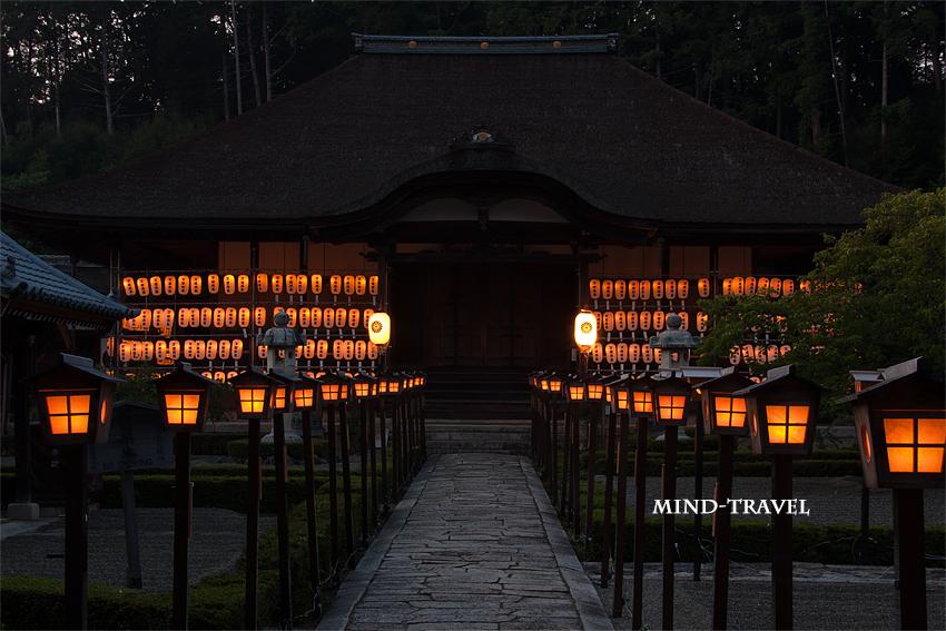 正明寺 万灯会3