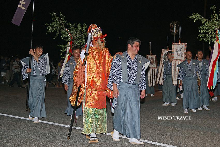 重蔵神社 猿田彦